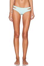 L*SPACE Estella Bikini Bottom Only Seaglass Size XS=2