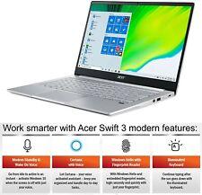 "Acer Swift 3 Thin & Light Laptop, 14"" Full Hd Ips, Amd Ryzen 7 4700U Octa-Core"