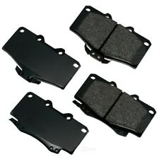 Disc Brake Pad Set-4WD Front Akebono ACT436
