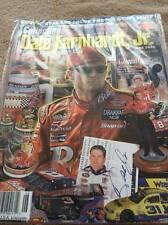 Collecting DALE EARNHARDT JR Magazine June 2002