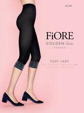 FIORE Foxy Lady Luxury Super Fine 60 Denier 3D Microfibre Leggings - 2 Colours