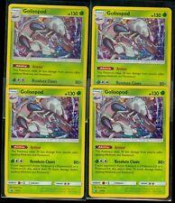 Pokemon GOLISOPOD SM52 - Sun & Moon RARE HOLO PROMO - MINT 4X