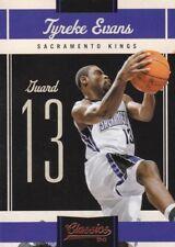 Tyreke Evans 2010-11 Panini Classics Basketball Trading Card,# 30