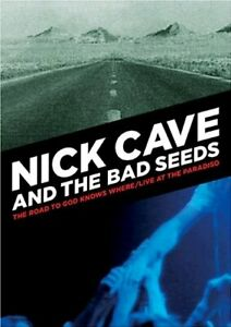 Nick Cave & The Bad Seeds Road To God Knows Where Live At The Paradiso (2 Dvd)