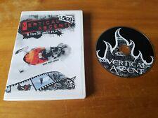 "509: Vertical Ascent (DVD ""Volume 2"" Tom Delanoy films snowmobiling backcountry"