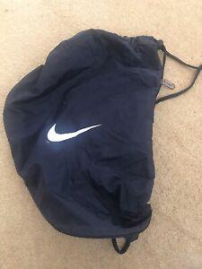 Black Nike Drawstring Bag