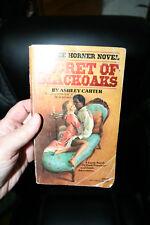 SECRET OF BLACKOAKS BY ASHLEY CARTER A LANCE HORNER NOVEL 1978