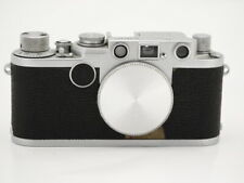 Leica Iif 1953 Rd Red Dial 35mm Film Rangefinder Camera Body Nr.678854