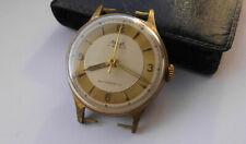 Alte Herren ⌚ KIENZLE Traum ZB Kal. 54/7 vergoldet 32mm Vintage Germany Uhr