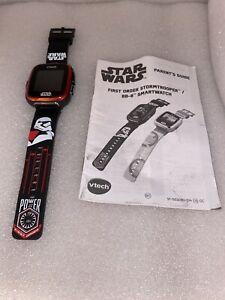 VTech Kidizoom Star Wars First Order Stormtrooper Smart Watch