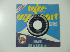 "Jacky James – Take My Heart - Disco Vinile 45 Giri 7"" Stampa ITALIA 1975"