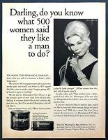 1965 Actress Eva Gabor photo Masterpiece Pipe Tobacco vintage print ad
