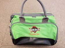 Wicked Gear Tackle Fishing Bag Gear w/ 3 Trays Storage Organizer