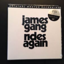 James Gang Rides Again-James Gang (SACD, LTD Edition To 2000, SOLD OUT, MSFL)