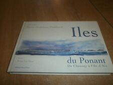 Iles du Ponant, de Chausey à l'île d'Aix, texte Yvon Le Men (9)
