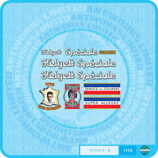 Helyett Speciale Bicycle Decals Transfers - Stickers - Set 1