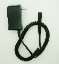 US 6V Charger Power Lead Cord For Braun Shaver 570s-4, 550cc, 550cc-4, 570cc