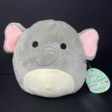 Squishmallow 8 Inch Turquoise 'winston' The Owl Stuffed Plush Toy