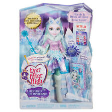 Ever After High Epic Winter-kristall Winter Puppe