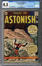 Tales to Astonish #36  CGC 4.5