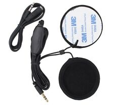 Motorcycle Helmet Speakers Headphone Headset For MP3 Player 3.5mm with Volume