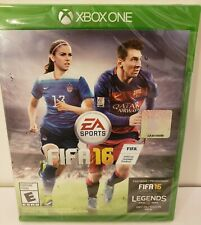 XBOX ONE FIFA 16 Ultimate Team Soccer Microsoft  New Sealed Free Shipping