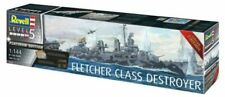 Revell-germany 1/144 USN Fletcher Class Destroyer Platinum Edition Dd4