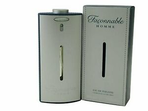 Faconnable Homme by Faconnable Eau de Toilette Spray 100ml