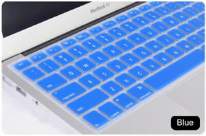 """US Version Soft Silicone Keyboard Cover Skin for 2020 Macbook Pro13"""" 13.3""""M1 CPU"""