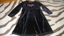 BOUTIQUE KATE MACK BISCOTTI 5 BLACK HEART DRESS