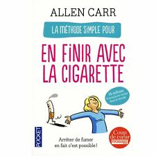 La méthode simple pour en finir avec la cigarette - Allen Carr Pocket 2011