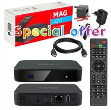 LATEST RELEASE Mag 420 4K Set Top Box