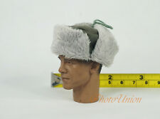 70652 F Dragon 1:6 Figure Accessory WW2 German Grenadier Winter Fur Cap Hat