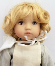 Boneka Effner Grietje Doll Tuesday's Child Sculpt Mint #57/145 Rarely Resold!