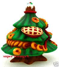 Dept. 56 Merry Makers Sweet Treats Tree Retired 1996 NIB 93645