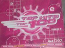 TOP HITS TOP 100 (4 CD BOX) TOPHITS VOLUME  8  ARCADE