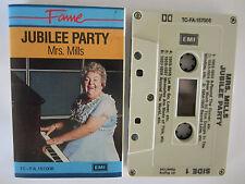 MRS MILLS JUBILEE PARTY AUSTRALIAN RELEASE CASSETTE TAPE