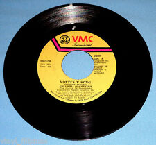 "PHILIPPINES:THE COLUMBIA ORCHESTRA - Voltes V Song,I Want Father,7"" 45 RPM,RARE"