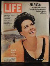 LIFE June 15,1962 Natalie Wood / Social Security / Gambling / Space Flight