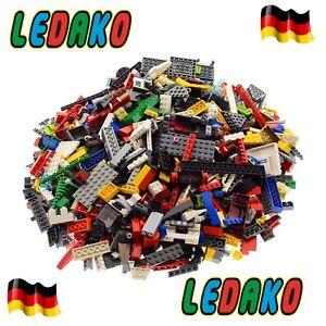 Lego® 1 KG Kilo Steine Platten Sonderteile BRICK Grundsteine gemischt Konvolut