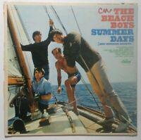 The Beach Boys Summer Days LP 1965 Capitol T 2354 Mono Vinyl Record