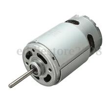 DC 12-24V 555 Motor Ball Bearing Electric Motor 2900RPM Large Torque DIY Model
