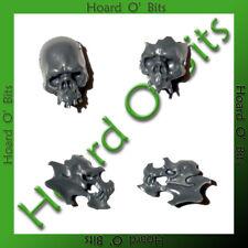 Warhammer 40k Bits Skulls - Giants and Archai Skulls