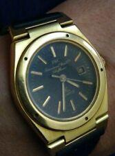 Raro Iwc schaffhausen 18k oro ingegnere quartz date watch orologio