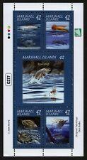 MARSHALL ISLANDS, SCOTT # 926, MINIATURE SHEET OF 5 FISHING FLIES, YEAR 2008 MNH