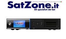 GigaBlue Quad UHD 4K Triple: doppio tuner DVB-S2 FBC + dual DVBT2