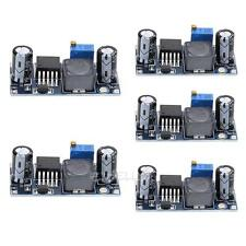 New 5 Pcs LM2596S-ADJ DC-DC Buck Regulator Power Module 3A Adjustable 5V/12V/24V