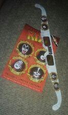 KISS Psycho Circus Tour Official Merchandise Catalog Ace Frehley w 3D glasses