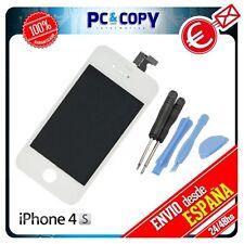 Pantalla LCD + Tactil completa para iPhone 4S Blanco Calidad A+ HERRAMIENTAS