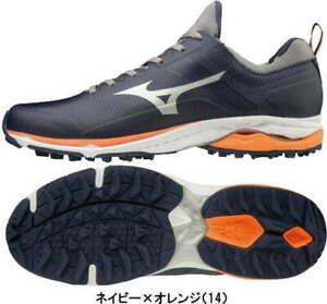 Mizuno Men's Golf Shoes Wave Cadence Spikeless 51GM1970 Waterproof EEE Japan New